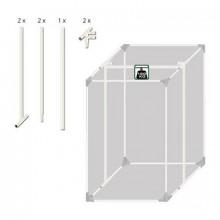Rurki wzmacniające do growboxów , homebox 145x145cm