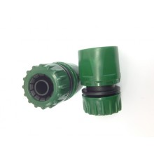 Connector for garden hose