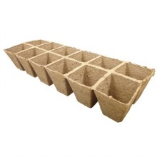 Jiffy Strips 4 x 4 x 5 cm