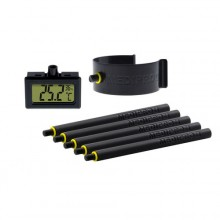 MEDIPRO thermo-hygrometer, with holder for E40 socket. -50 / + 70 ° C, 10-99% RH