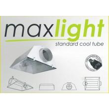 Odbłyśnik MaxLight, wentylowany, fi150mm, 60.5x48xh21.5cm