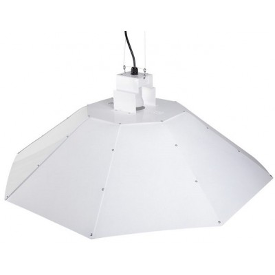 Odbłyśnik MaxiBright, paraboliczny, do lamp HPS/MH, 80x100cm