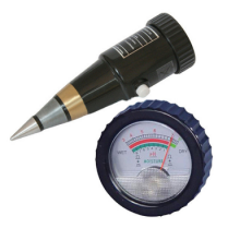 Meter/pH tester + 2 in 1, for soil