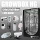 Zestaw do uprawy: Growbox HG 120x120x200cm + HPS 600W