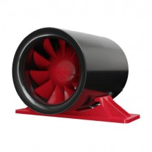 Duct fan AXIAL-QUIET 100 K DUO