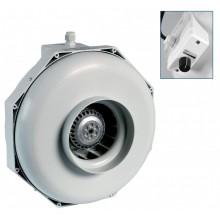 Wentylator promieniowy CAN Ø125mm, 370 m³/h, 4-stopniowa regulacja obrotów