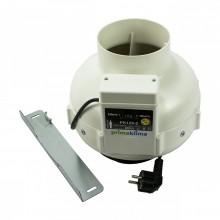 Prima Klima fi-125mm, 220-400 m³/h, wentylator promieniowy, 2-biegowy