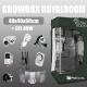 Zestaw do uprawy: Growbox RoyalRoom 40x40x80cm + CFL 85W