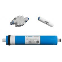 VONTRON 75GPD, kompletna membrana osmotyczna, ogranicznik, zawór
