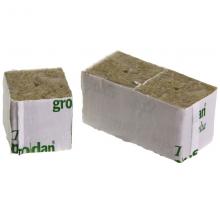 GRODAN 4x4x4cm, kostka z wełny mineralnej, 1szt.