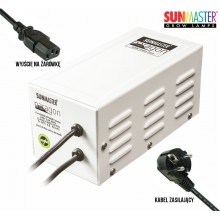 SUNMASTER Paragon Power Pack 600W HPS & MH Gear