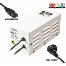 Zasilacz do lamp HPS i MH SUNMASTER Paragon 600W, pół-elektroniczny, miękki start