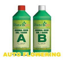 Dutch Pro Soil Grow A+B 1L AUTO FLOWERING, nawóz na wzrost