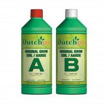 Dutch Pro Soil Grow A+B 1L, nawóz na wzrost