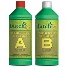 Dutch Pro Soil Bloom A+B 1L, nawóz na kwitnienie
