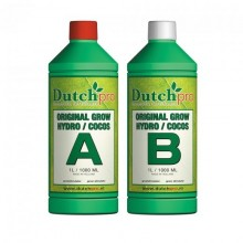 Dutch Pro Hydro/Coco Grow A+B 1L