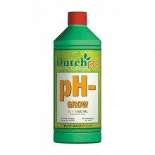 Dutchpro pH- Grow 1L, regulator obniżający pH
