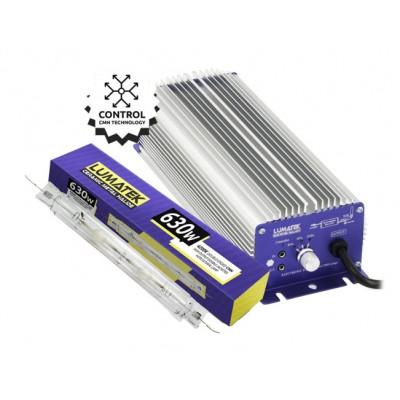 315w or 630w LUMii Solar CDM Ceramic Metal Halide Grow Light Hydroponics Kit