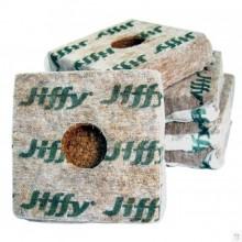 Jiffy Grow Block 5x5cm, płytki kokosowe / 1 szt.