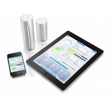 Netatmo Weather Station with CO2 for Smartphones