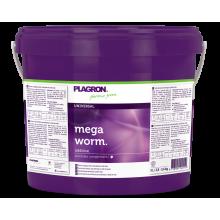 Plagron Mega Worm 5L, naturalny polepszacz gleby