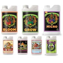 Advanced Nutrients Hobbyist Bundle Set