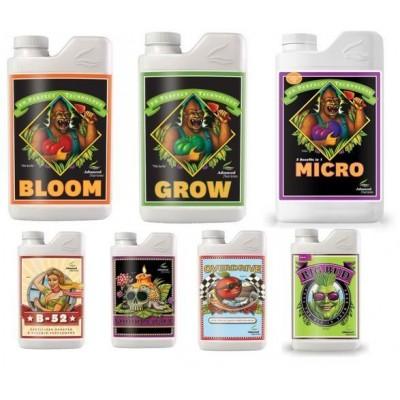 Advanced Nutrients Hobbyist Bundle, zestaw nawozów