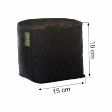 GRONEST Fabric Pot 4L 15x15xh18cm