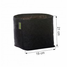 GRONEST Fabric Pot 8L 19x19xh21cm