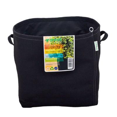 GRONEST Fabric Pot 25L 28,5x28,5xh30cm