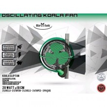Oscillating Clip-Stand Fan KOALA 18cm