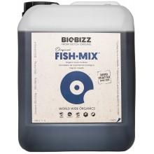 BioBizz FISH MIX 5L, organiczny, uniwersalny nawóz