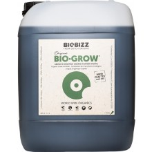 BioBizz BIOGROW 10L, organiczny, uniwersalny nawóz