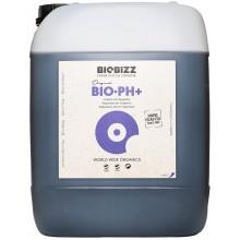 BioBizz pH Plus 10L, organiczny regulator podnoszący pH