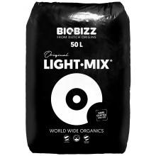 Ziemia kwiatowa Bio Bizz Light mix 50L