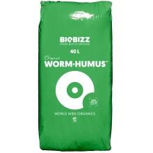 BioBizz WORM HUMUS 40L, organiczny dodatek do gleby