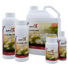 Aptus Holland All In One Liquid 5L, stymulator wzrostu i kwitnienia