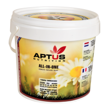 Aptus Holland All In One Pellet 100g, stymulator wzrostu i kwitnienia
