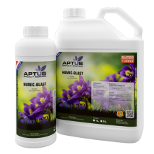 Aptus Holland Humic Blast 1L, organiczny stymulator podłoża