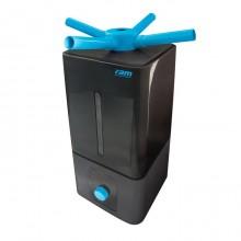 Nawilżacz ultradźwiękowy RAM 13L, 1100ml/H