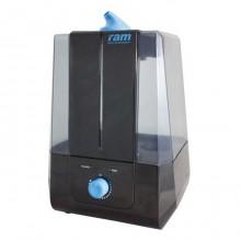 Nawilżacz ultradźwiękowy RAM 5L, 400ml/H