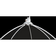 Odbłyśnik Secret Jardin Daisy fi80cm, do lamp HPS i MH