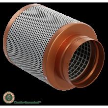 Green Fox MAGNUM fi100mm, dł.18cm, filtr węglowy
