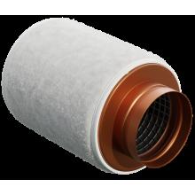 Green Fox MAGNUM fi125mm, dł.23cm, filtr węglowy