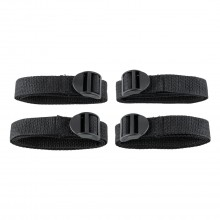 Royal Room self-clamping straps for hanging equipment