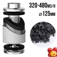 VF filtr węglowy PRO-ECO 320-480m3/h, fi 125mm