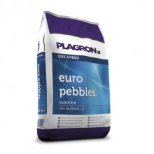 Plagron Euro Pebbles 45L, granulat ceramiczny do hydro/aero