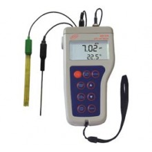 ADWA AD131 Professional Waterproof pH-ORP-TEMP Portable Meter with GLP