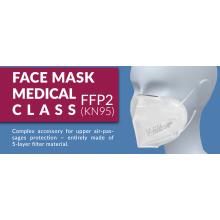 Maska Maseczka BHP Klasy Medical FFP2 KN95 Antywirusowa
