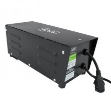 LUMii Black 600W, magnetic ballast for HPS and MH